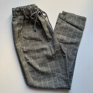 Shein Plaid Pants